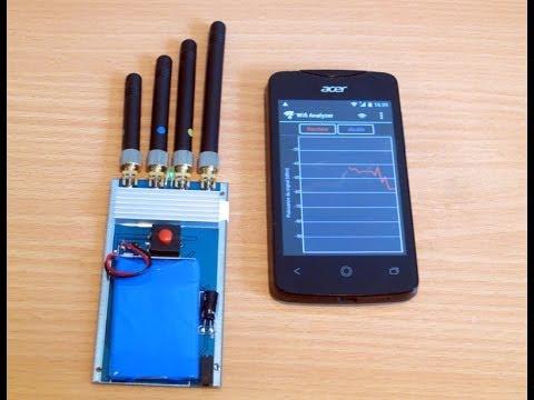 Blocker gsm , gsm portable
