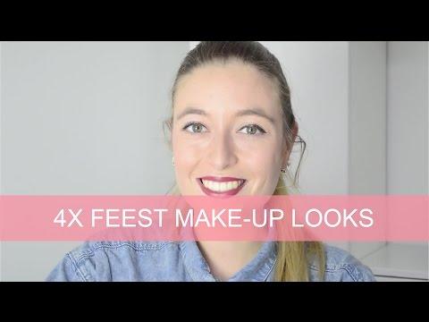4 make-up looks voor de feestdagen! | Girlscene