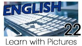 English Computer Vocabulary, Learn English Vocabulary With Pictures