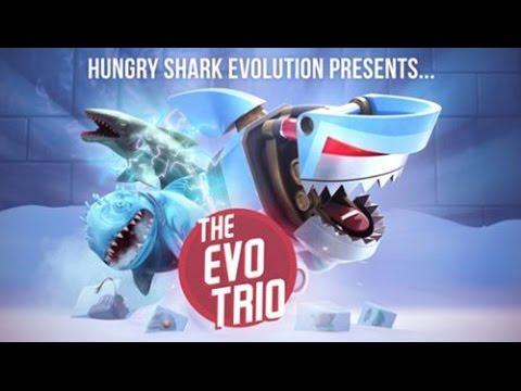 Hungry Shark Evolution ROBO SHARK