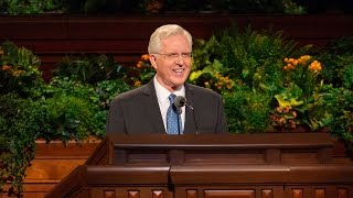 Elder D. Todd Christofferson - God's love is infinite and it will endure forever, but what it means for each of us depends on how we respond to His love. https://www.lds.org/general-conference/2016/10/abide-in-my-love?lang=eng