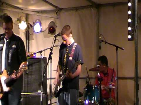 hot road pirates cocaine live gournay 21/06/2011