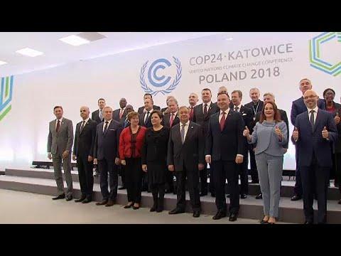COP24: SOS για τον πλανήτη Γη