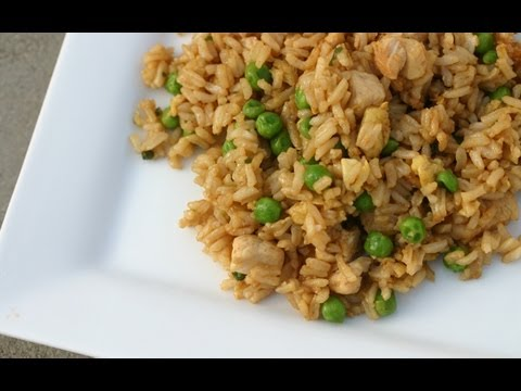 How to Cook Gluten Free Chinese Chicken Fried Rice