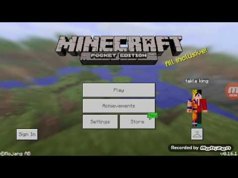 Minecraft pe yakınlaştırma ve uzaklaştırma ayarları