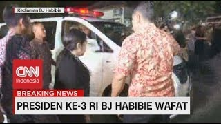 Video Jenazah BJ Habibie Tiba di Rumah Duka MP3, 3GP, MP4, WEBM, AVI, FLV September 2019