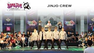 JINJO CREW GUEST SHOWCASE|2015 BombJam Korea