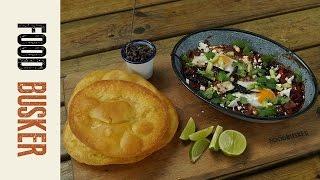 Huevos Rancheros - Mexican Breakfast | Food Busker by Food Busker