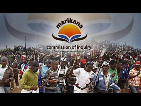 Marikana Commission of Inquiry, 25 August 2014: Session 1