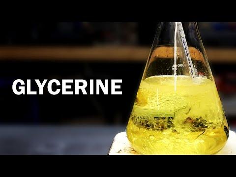 How to make Glycerine (Glycerol)