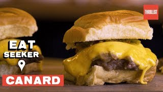 White Castle-Style Burgers & Foie Gras On One Menu    Eat Seeker: Canard