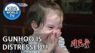 Video Will the kids be able to wait until Jooho returns? [The Return of Superman/2018.12.16] MP3, 3GP, MP4, WEBM, AVI, FLV September 2019