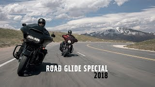7. 2018 - FLTRXS - Road Glide® Special