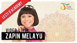 Lesti - Zapin Melayu | Video Lirik Video