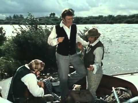 трое в лодке и одна собака 2 часть