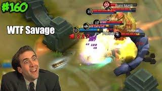 Mobile Legends WTF | Funny Moments Episode 160