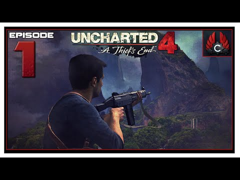 CohhCarnage Plays Uncharted 4 - Episode 1