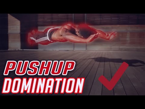 25 Ways Of Doing A Pushup