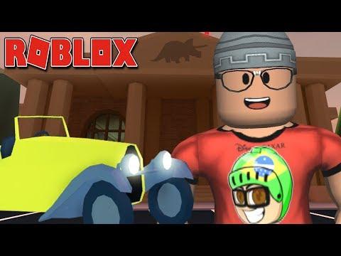 Roblox - ROUBANDO O MUSEU E COMPRANDO NOVO CARRO ( Jailbreak )