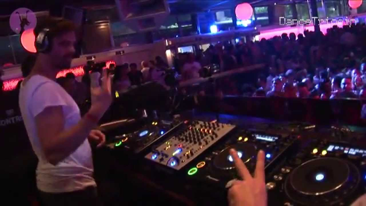 Nick Curly - Live @ Space Ibiza Opening Fiesta 2010