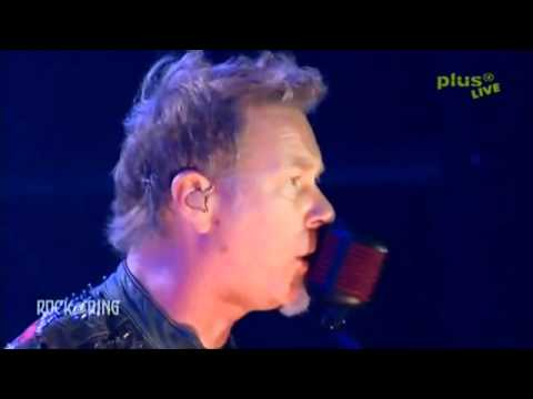 Metallica - Rock am Ring 2012 - Nothing Else Matters