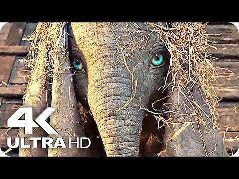 Dumbo Trailer 4K UHD (2019) Disney Movie