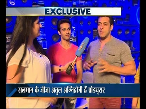 Salman Khan s exclusive interview with India TV 07 March 2014 08 PM