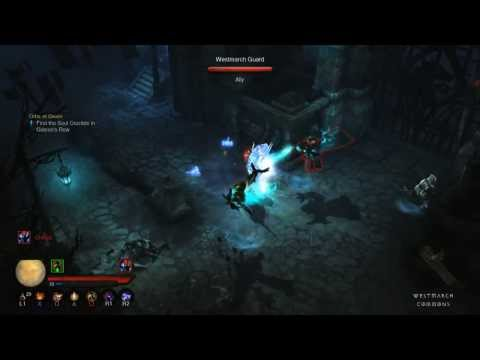 Diablo 3 на PlayStation 4