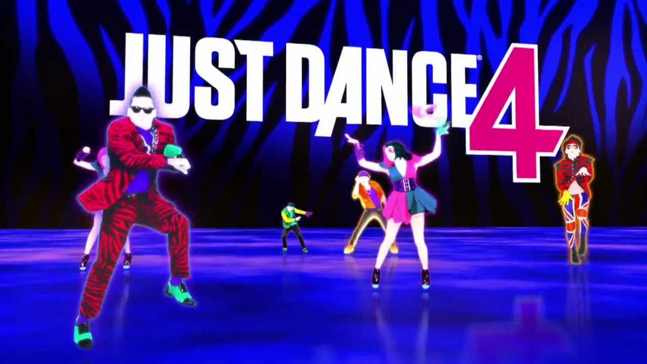 "Just Dance 4 Track ""Gangnam Style"" by PSY"
