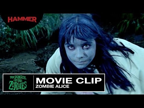 The Plague Of The Zombies / Zombie Alice (Official Clip)