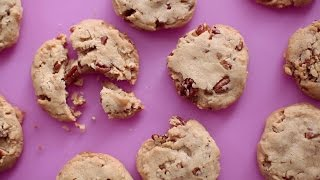 Melt in Your Mouth Pecan Sandies - Everyday Food with Sarah Carey by Everyday Food