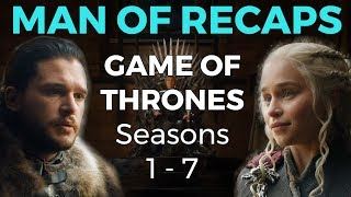 Video RECAP!!! - Game of Thrones: Seasons 1 - 7 MP3, 3GP, MP4, WEBM, AVI, FLV Mei 2019