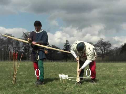 The Longbow Vs The Crossbow Speed Test (лук-арбалет тест на скорость)