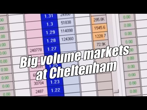 Big Volume Markets At Cheltenham