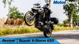 8. Suzuki V-Strom 650XT Review - Better Than Versys 650 | MotorBeam