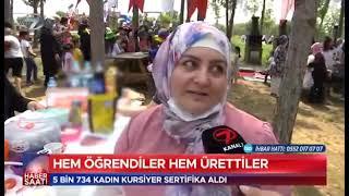 Kadın Koordinasyon Merkezi Mezuniyet Töreni - Kanal 7