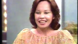 Video Leslie Caron, Louis Jourdan--1980 Australian TV interview, Gigi MP3, 3GP, MP4, WEBM, AVI, FLV Desember 2018