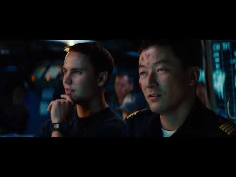 battleship 2012 movie clips Tsunami Buoy Counterattack