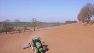 Video John Deere 6215r rolling 2017 (drone edit) MP3, 3GP, MP4, WEBM, AVI, FLV November 2017