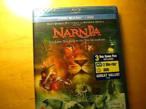 Unboxing: Narnia the Lion the Witch and the Wardrobe