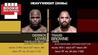 Nonton Bookie Beatdown   Ufc Fight Night Halifax  Derrick Lewis Vs  Travis Browne Film Subtitle Indonesia Streaming Movie Download