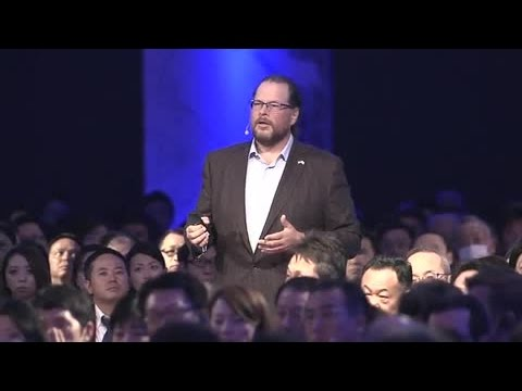 Part 3: Salesforce Industry Vision - Salesforce World Tour Tokyo Keynote, 12/4/14