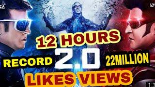 Video Robot 2.0 Teaser Makes World Record 12 HOURS, Likes views history Create, Akshay kumar Rajnikant 2.0 MP3, 3GP, MP4, WEBM, AVI, FLV September 2018