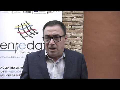 Entrevista a Enrique Orihuel, Consejero Delegado de Betelgeux en Enrédate Alzira
