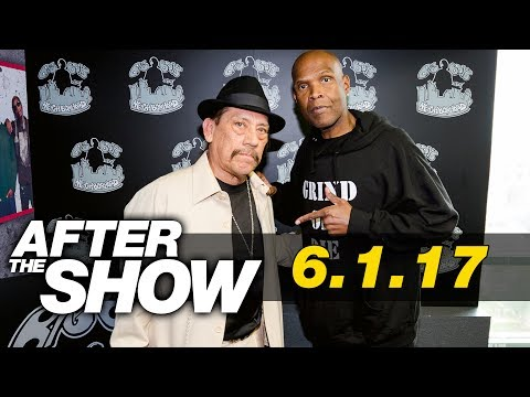 Danny Trejo Crashes After The Show! Booty Call match Maker & Spoiled Kids