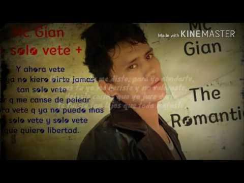 Que te vaya bien - ( Rap romantico 2017 ) (видео)