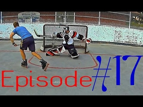 Creative Shootout Dangles! *Roller Hockey Edition* [Episode #17] ft. Collin Wong