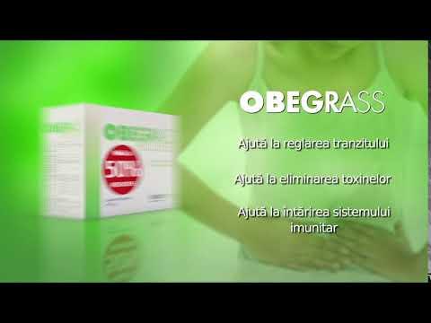 Incepe un program de detoxifiere cu Obegrass