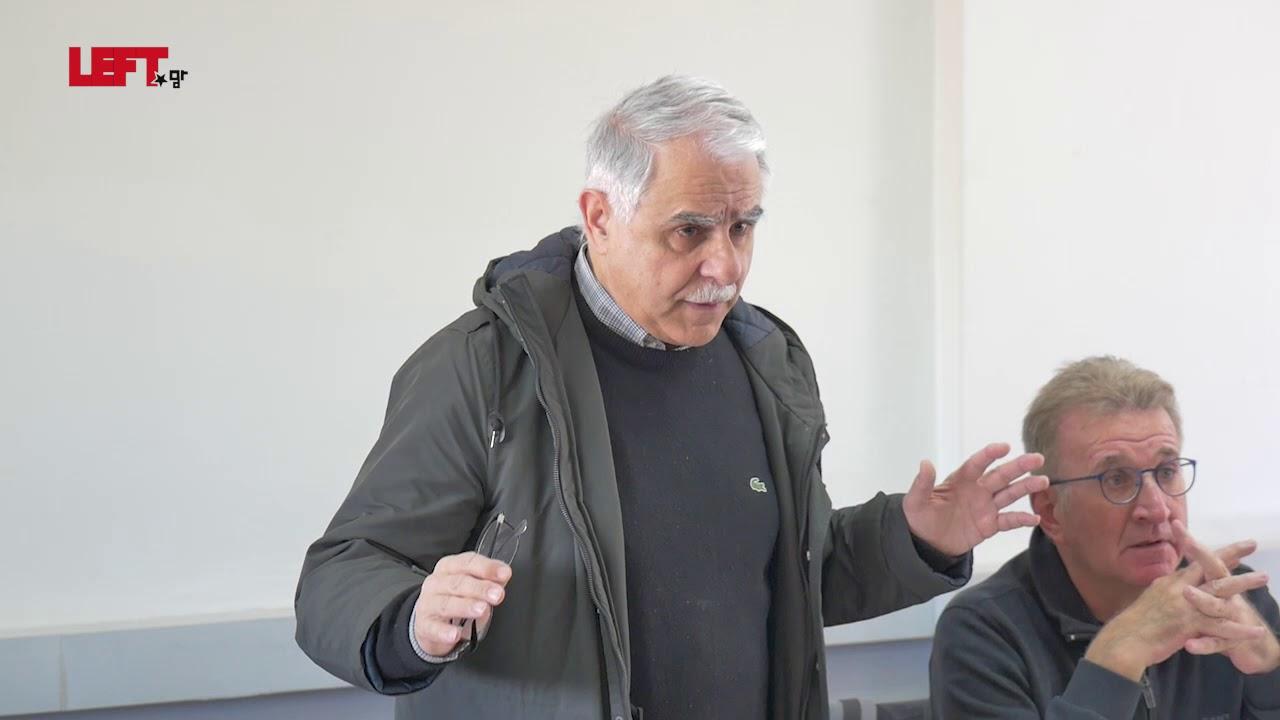 Από τις προσφυγικές ροές στην ένταξη -Γιάννης Μπαλάφας