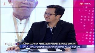 Video Dituding Dukung Jokowi Demi Bisnis, Begini Jawaban Ustaz Yusuf Mansur - iNews Sore 12/04 MP3, 3GP, MP4, WEBM, AVI, FLV April 2019